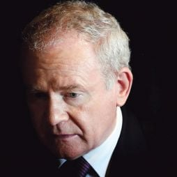 Martin McGuinness: War then peace