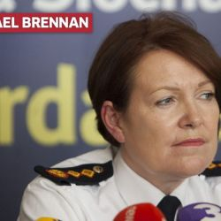 Gardaí badly need someone to come in from the outside