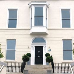 Editor's choice: Sea views and Regency style on Dún Laoghaire terrace