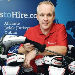 Golf club rental firm opens Spanish outlets
