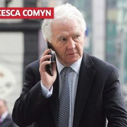 Sean FitzPatrick has become a bit player in his own trial