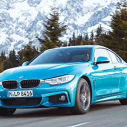 BMW 4 Series gets smoother