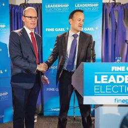 Simon Coveney warming to his game of catch-up