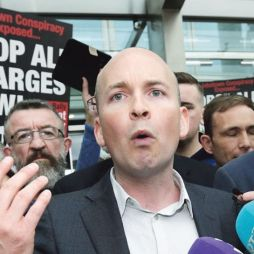 Murphy may complain to Gsoc over alleged perjury by gardaí