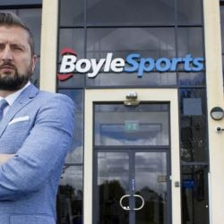 BoyleSports unveils Conor Gray as new CEO