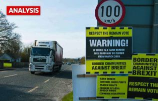 Brexit and customs: 'More clarity, but still a yawning gap'