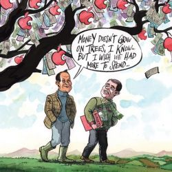 Posturing and belligerence in the Apple tax tug-of-war