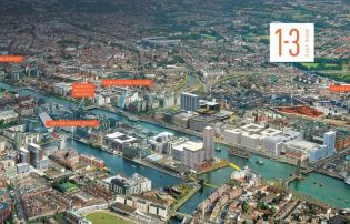 Offers of €27m sought for land bank in north docklands