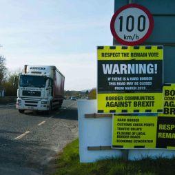 Ireland may push for guarantees on border