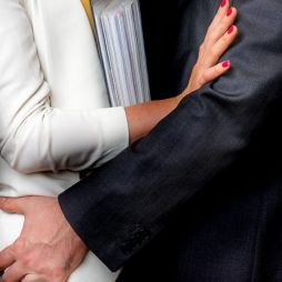 Office romance or sexual harassment?