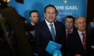 Varadkar launches Fine Gael plan for rolling tax cuts