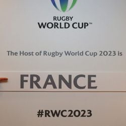 France beats the odds to host RWC 2023