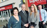 €2.2m SuperValu investment boosts jobs in Cork village