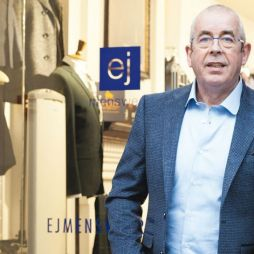 EJ Menswear finds perfect fit in marketing agency Ryco