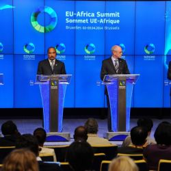 Africa needs to be at the top of Europe's political agenda