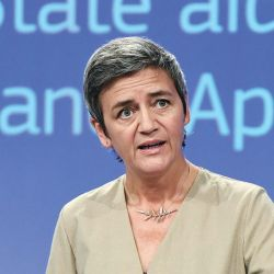EU competition tsar: Brussels will target Facebook and Google's Irish billions