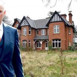 Sean Dunne digs in over Walford sale row