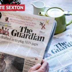 The Guardian's turnaround offers lessons for print industry