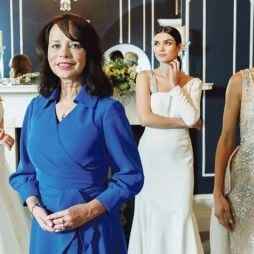 Jewel in the crown of bridal design business