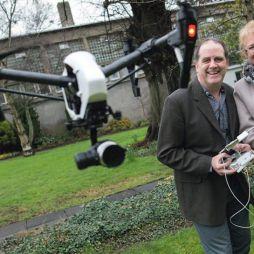 Drone compliance app makers seek €550k funding