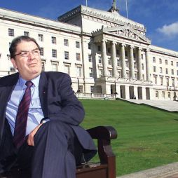 Colum Eastwood: We must never forget John Hume's role