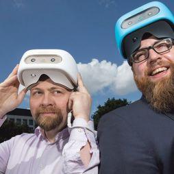 Meetingroom app brings VR to conferences