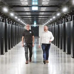 Inside the belly of the beast: Facebook's data centre