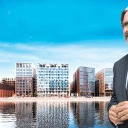 Ronan and Colony's €3bn Dublin play