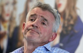 Insiders at Ryanair believed O'Leary lined up Walsh as successor