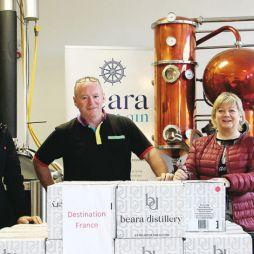 West Cork gin goes international