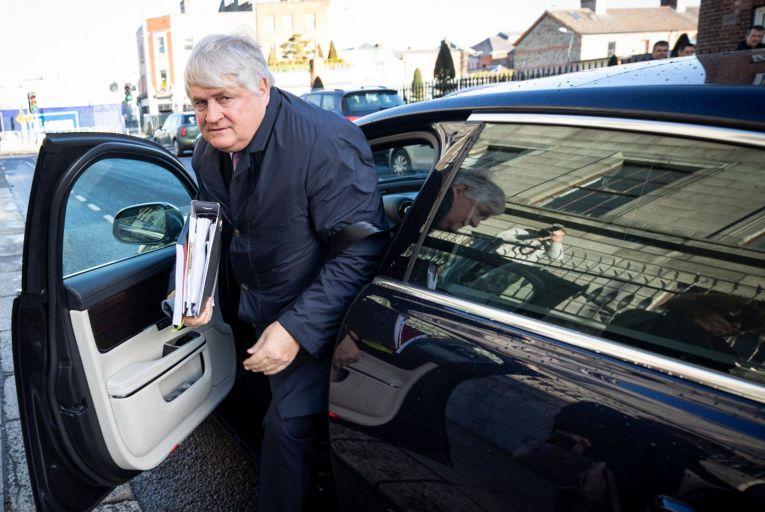 Last exit: O'Brien says final goodbye to Irish media scene