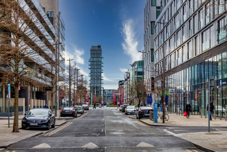 Rents fell by an average of 13 per cent in the docklands between March and the end of the year in 2020