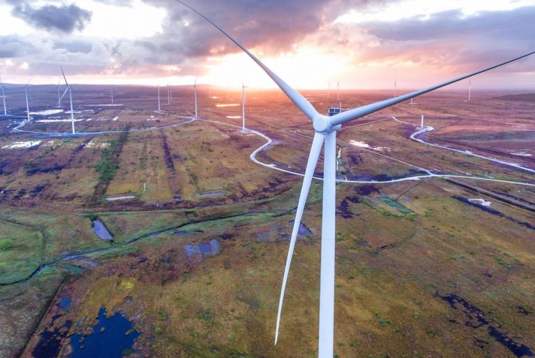 Ireland has set a target of generating 70 per cent of its electricity from renewable sources by 2030
