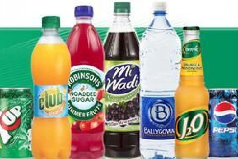Britvic's Irish revenue declines 9.6%