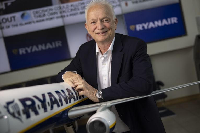 Ryanair chief calls for airport charge suspension for a year