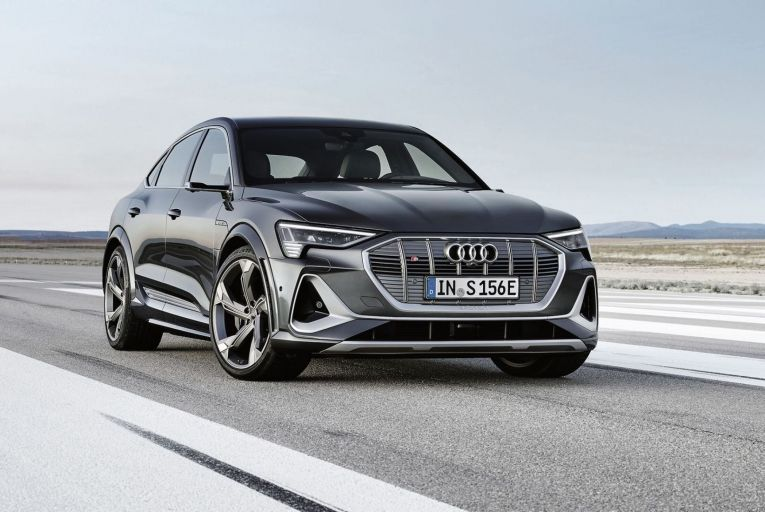 Audi e-tron: 'The release of new models from Audi is relentless'