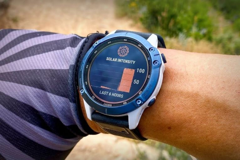 The Gadget Guru: Garmin Fenix 6 Pro Solar, Echelon Smart Rower, Andobil Bike Phone Mount
