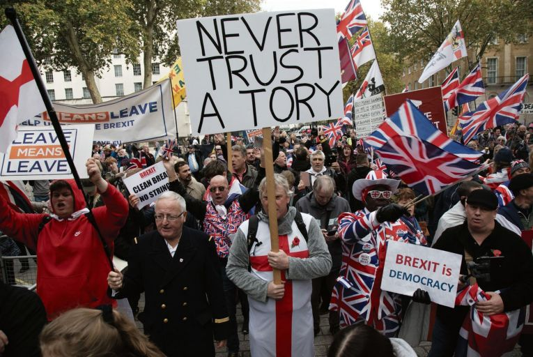 Britain is set to leave the EU on January 31. Picture: Getty Images