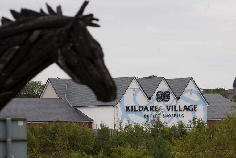 The losses at the company behind Kildare Village come as the outlet proceeds with the third, and final, expansion of the development.