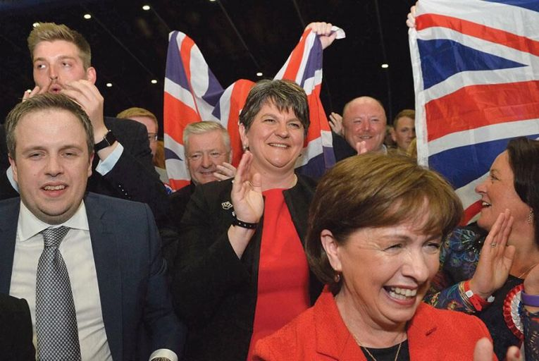 Northern wipeout shores up Sinn Féin and the DUP