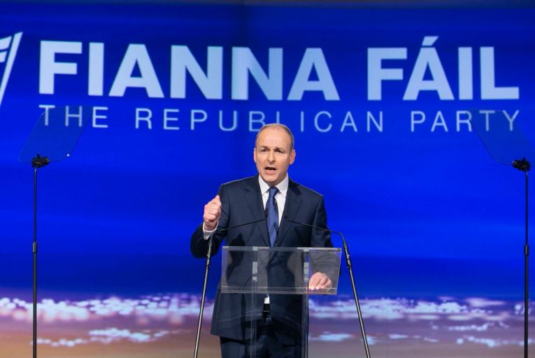 Fianna Fáil to gamble big on public spending