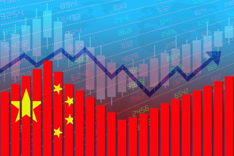The OECD has just revised up its view on Chinese economic growth for 2020 to just under 2 per cent. Picture: Getty
