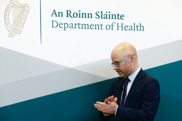 Stephen Donnelly, the Minister for Health, has been making promises that he can't keepPicture: Rollingnews