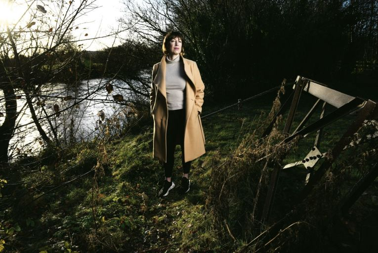 Sadhbh O'Neill, a spokeswoman for Climate Case Ireland, which took a legal case to demand climate action by the government on behalf of the Irish citizenry. Picture: Bryan Meade