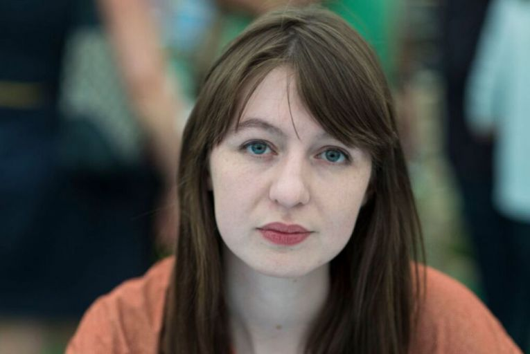 Sally Rooney: 'I would like to express once again my solidarity with the Palestinian people in their struggle for freedom, justice and equality.' Picture: Getty