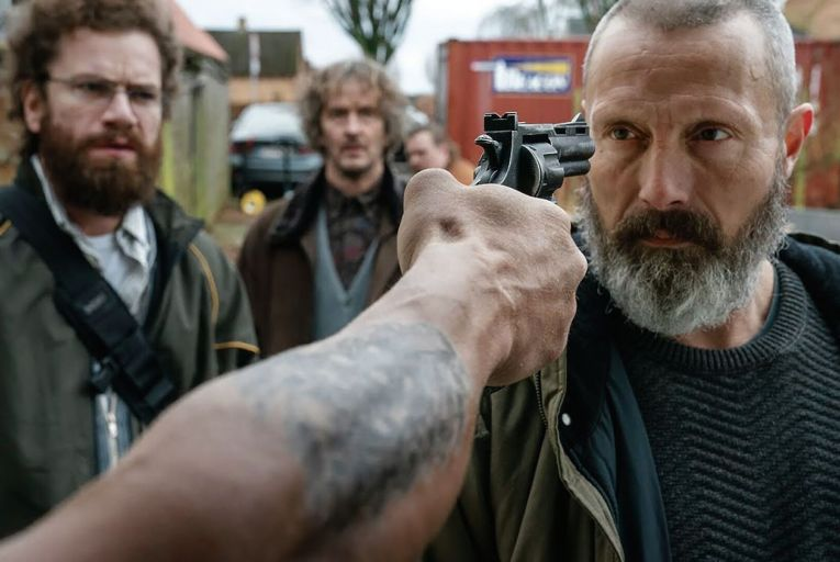 Riders of Justice: Mads for revenge in a frenzied action comedy from Denmark