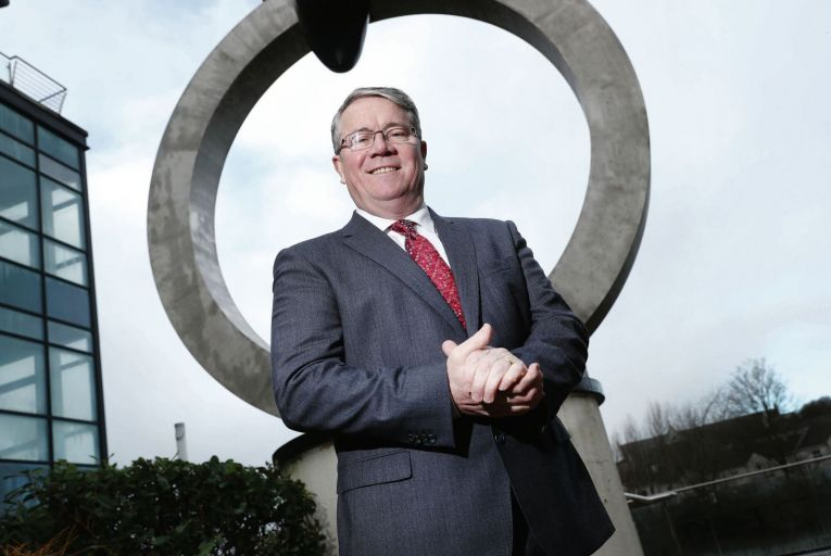 The Sunday Interview: David Walsh, chief executive and founder, Netwatch