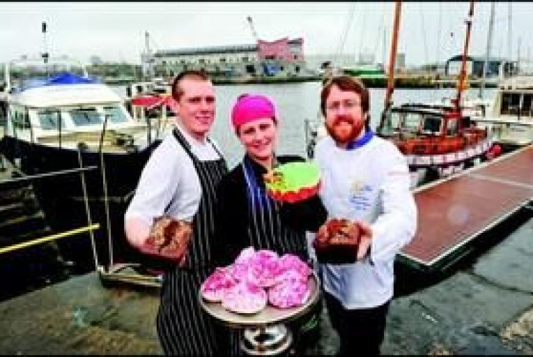 Food festival puts spring in Galway's step