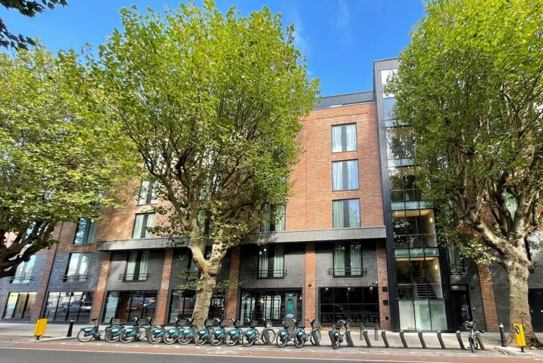 Big Tree Dorset Street Hotel in Dublin 1: sold to a joint venture of Mm Capital and RoundShield