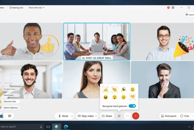 Cisco's latest Webex platform offers enhanced virtual working